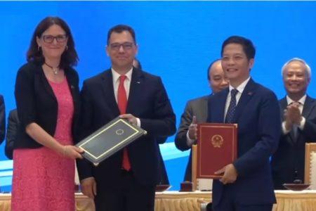 Hiệp định thương mại với Việt Nam và cơ chế giám sát nhà cầm quyền tại Hà Nội thực thi công ước quốc tế