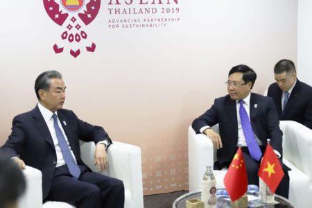 Phạm Bình Minh phản đối Trung Quốc – Chủ tịch nước im lặng trước nhân dân!