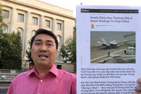 Khi Trung Quốc tấn công tàu hải quân Việt Nam ở Biển Đông – Nga sẽ làm gì?