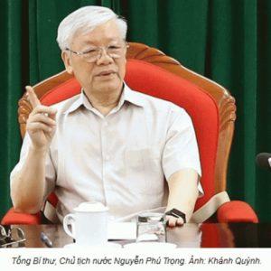 Trung Quốc vừa rút khỏi Bãi Tư Chính, Nguyễn Phú Trong liền xuất hiện – Ẩn ý gì phía sau hậu trường?
