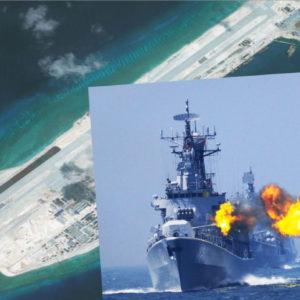 Giấu vũ khí TQ chuẩn bị hải chiến – Thêm tên lửa VN tư thế đối đầu
