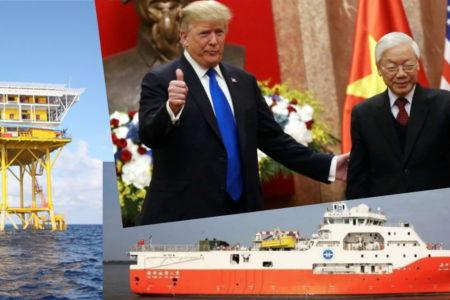 Tập Cận Bình toan chiếm Biển Đông –  Nguyễn Phú Trọng mở đường cầu viện