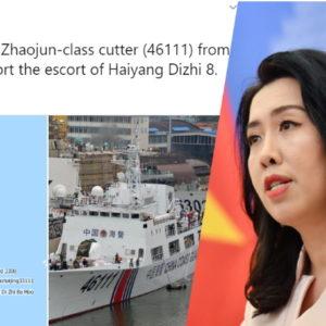 """TQ mang tàu tới hăm dọa – VN báo """"cướp"""" sau 3 ngày"""