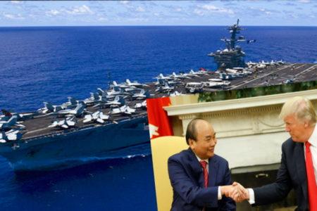 Hoa Kỳ quyết tâm diệt bá quyền, Việt Nam thừa cơ tố bành trướng