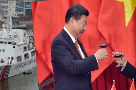 Học CNXH, Việt Nam bước hụt – Đưa màu sắc Trung Quốc, Tập Cận Bình vấp chân