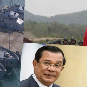 Chọc sườn Việt Nam, Bắc Kinh dự liệu – Phản lại Hà Nội, Phnôm Pênh chối từ