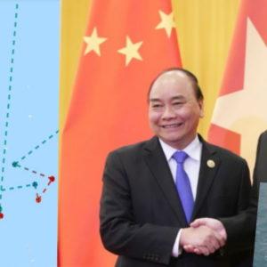 Giấu Trung Quốc, Hà Nội bỏ đu dây – Giả làm thinh, Phú Trọng dùng chữ Nhẫn