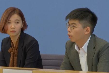 Chỉ mặt Tàu, Hoàng Chí Phong tới Đức – Đại hội Đảng, NP Trọng đắn đo