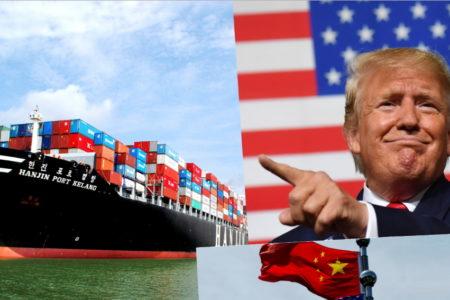 """Hoa Kỳ ra đòn """"liên hoàn cước"""" – Trung Quốc cùng lúc 4 mặt trận"""