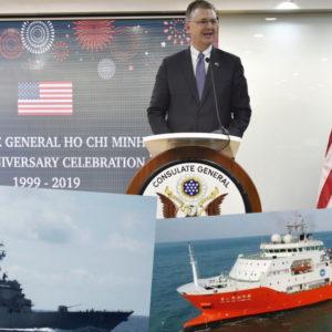 Chia tay Tàu, Việt Nam lại gần Mỹ – Đòi giữ ghế, Hà Nội hướng Hoa Kỳ