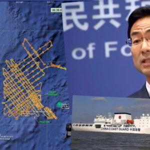Trung Quốc tố, VN xâm chiếm – Chủ quyền biển, Hà Nội lặng im