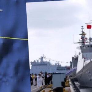 Bám phao đỏ, VN tập trận Mỹ – đưa tàu nát, Hà Nội mơ đánh Trung
