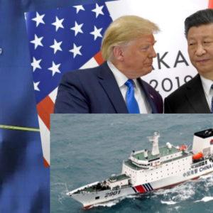 TT Trump ra đòn tăng thuế Trung Quốc – CT Tập đưa tàu dò mỏ Việt Nam