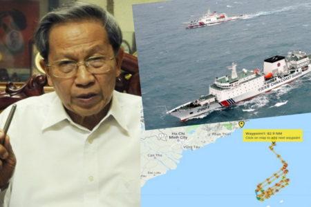 Vứt Công Hàm, TQ vào xâm chiếm – khoan dầu khí, Việt Nam ở hay về