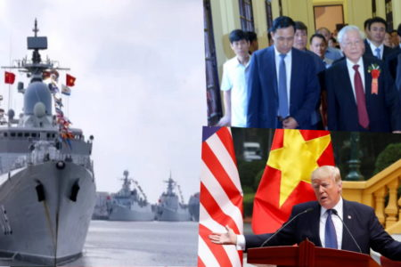 Việt Nam, Hoa Kỳ nâng đối tác – Bắc Kinh, Hà Nội hạ kết giao