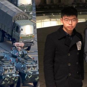 Joshua Wong đến Đức, Đảng quan ngại – Báo quốc doanh im lặng, Ba Đình lo