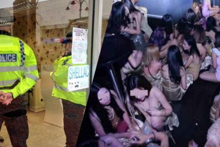 Bị cướp hiếp, trên đường đến Anh – Bán vào động, vỡ mộng gái Việt