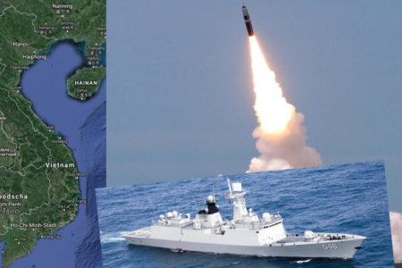 Đặt Đông Phong, Bắc Kinh nhằm Phú Quốc – Chiếm Tư Chính, TQ điều hải quân