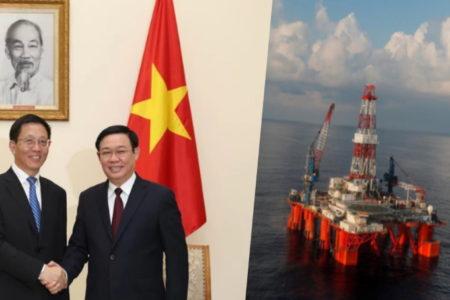 Rút giàn khoan, Việt Nam nhượng bộ Tàu – Điều hải cảnh, Trung Quốc quản Biển Đông
