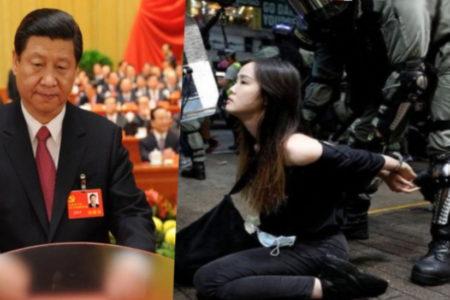Trotz Vermummungsverbot geht Hong Kong auf die Straße – Hanoi will mehr Auslieferungen und führt geheime Verhandlungen