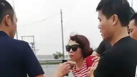 Công an bắt giam Huệ Như, một phụ nữ đấu tranh chống BOT bẩn và là người mẹ đơn thân có 2 con nhỏ