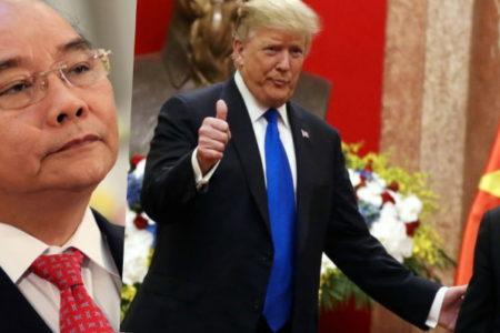 Đích Hoa Kỳ, Trọng Phúc ai sẽ đến – Sang Trung Hoa, Lãnh đạo miễn cưỡng chờ
