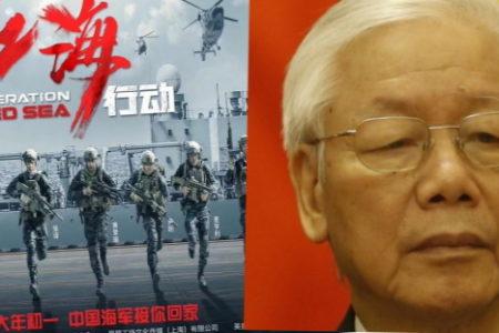 Tấn công VN, Tập Cận Bình huy động – Cố xây dựng đảng, Nguyễn Phú Trọng loay hoay