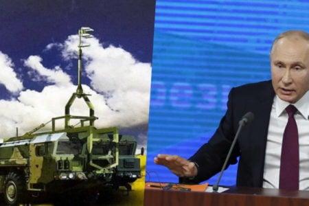 Đổi Việt Nam, Nga gần Trung Quốc – Đưa tên lửa, Putin che cho Tàu