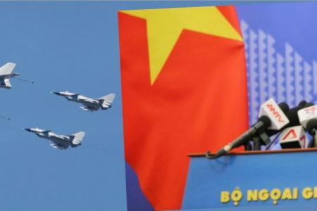 Phản đối Bắc Kinh, Hà Nội 40 lần giao thiệp – Lờ đi Ba Đình, Trung Quốc 28 tàu vào ao