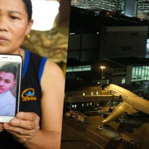 Vụ 39 người Việt: Bắt đầu bỏ vào hòm kẽm đưa ra sân bay