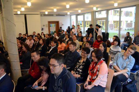 Người Việt cần tham gia nhiều hơn, có trách nhiệm hơn vào đời sống văn hóa, chính trị, xã hội ở Đức