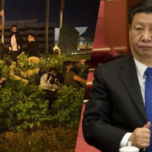 """Trung Quốc thề """"ra đòn"""" nếu Trump ký dự luật về Hồng Kong"""