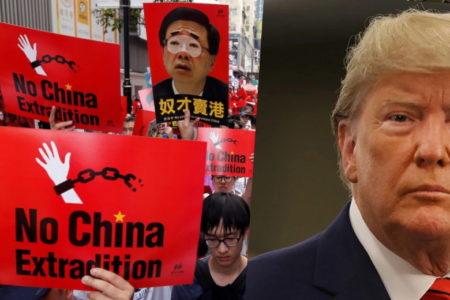Donald Trump sắp ký dự luật Hồng Kong – mặc cho Tập Cận Bình hăm dọa
