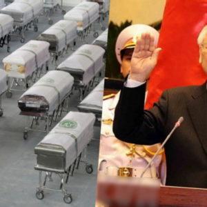 Tiếc 3 tỷ, Chủ tịch nước Nguyễn Phú Trọng bỏ mặc 39 linh hồn Việt lang thang