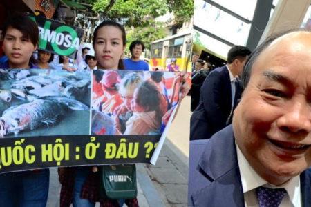 Thủ tướng Việt thích khoe đàn chim – Bộ truyền thông đòi nắm lấy mạng
