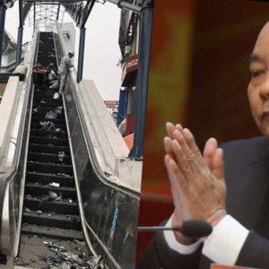 Dính Trung Quốc, Viêt Nam không lối thoát