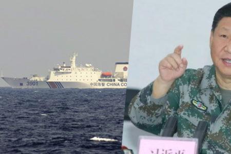 """Biển Đông: Trung Quốc """"thượng phong"""" – Việt Nam khó đỡ – Phú Trọng lặng im"""