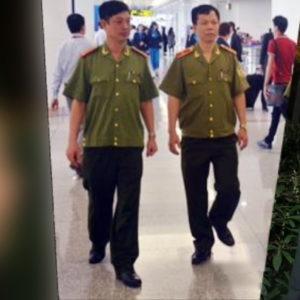 An ninh sân bay Nội Bài tiếp tay buôn người sang Anh – sững sờ lời khai nhân chứng