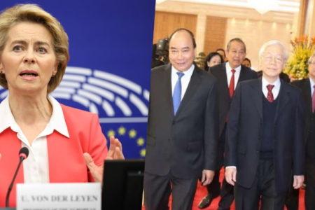 """Quan chức Việt Nam sắp nhận """"đòn trừng phạt"""" từ châu Âu"""