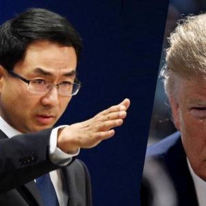 Mỹ tức giận: Trục xuất 2 nhà ngoại giao Trung Quốc