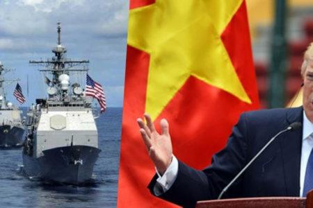 Mỹ ủng hộ Việt Nam độc lập – Đảng bớt lo mất chế độ