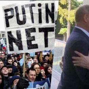Lo sợ lật đổ – Nga muốn ngắt Internet