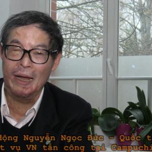 Nhà hoạt động Nguyễn Ngọc Đức – Quốc tịch Pháp bị mật vụ VN tấn công tại Campuchia?