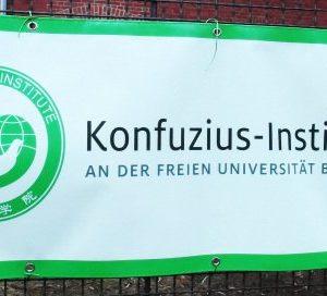 Viện Khổng Tử tuyên truyền ở các trường đại học Đức