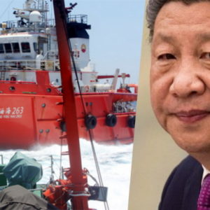 """Việt Nam và Trung Quốc """"gầm ghè"""" nhau trên Biển Đông"""