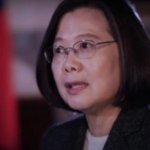 """Tổng thống Thái Anh Văn cảnh báo: """"Đừng tin Cộng sản"""""""
