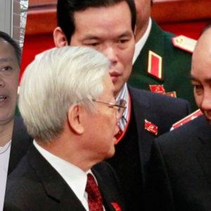 Phúc, Trọng – rối ren trước Đại hội 13 (Ls Nguyễn Văn Đài)