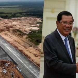 TQ cùng Campuchia siết vòng vây Việt Nam?