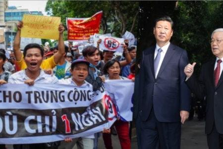"""Đảng Cộng sản Việt Nam sẽ """"biến mất"""" nếu quá gần Trung Quốc"""