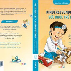 """Nhà xuất bản Horami phát hành cuốn cẩm nang song ngữ Đức-Việt """"Sức khỏe trẻ em"""""""